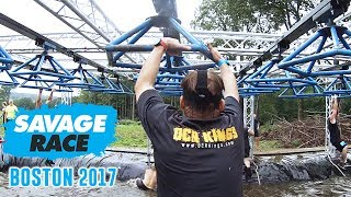 Savage Race 2017 (All Obstacles)