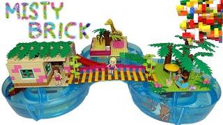 Lego Friends Caribbean Islands (Nemo Clownfish) by Misty Brick.