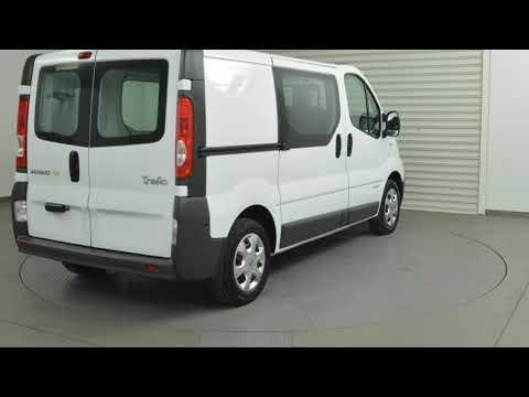 b5c2a1482c 2014 Renault Trafic X83 Phase 3 Low Roof White 6 Speed Manual Van ...