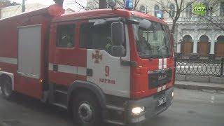Тотальна перевірка на пожежобезпечність: чим «відзначився» Ave Plaza