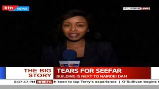 Hundreds facing homelessness as NEMA serves demolition notice | The Big Story 15th October 2018