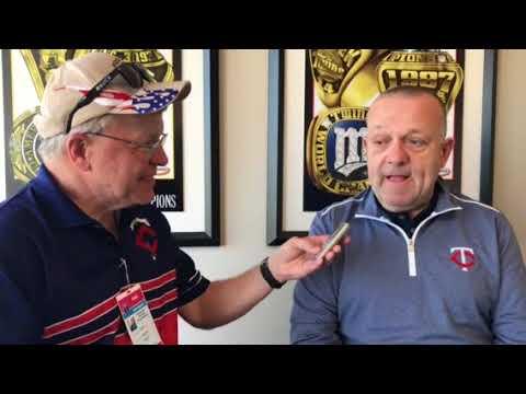 Dave St Peter interview. Twins Prez. Part one.