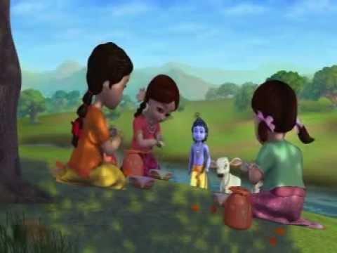 พระกฤษณะ พากย์ไทย 1-3