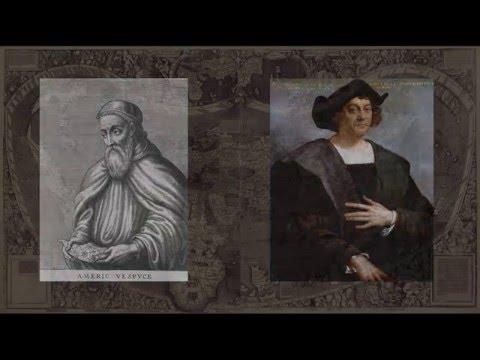 National History Day Documentary - Amerigo's America & Martin's Maps (OLD)