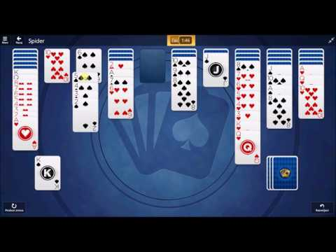 Microsoft Solitaire Collection - Spider February 16 2017