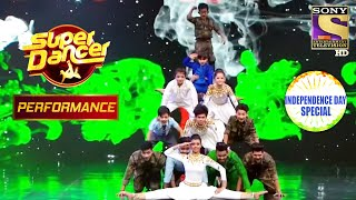 Download Lagu Patriotic Group Performance को मिली सबकी प्रशंसा | Super Dancer Chapter 3 | Independence Day Special mp3
