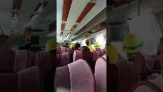 Bus Cádiz CF desplazamiento a Sevilla.