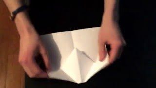 How to make a Guinness world record paper airplane (easy)
