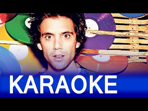 MIKA – Big Girl Lyrics Instrumental Karaoke
