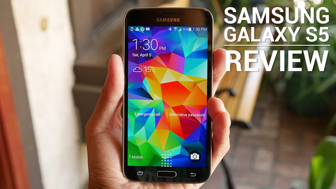 samsung galaxy s5 review youtube. Black Bedroom Furniture Sets. Home Design Ideas