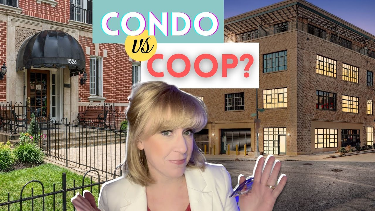 Condo vs Coop | What are the differences? | What's right for you?