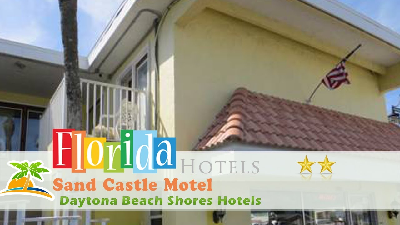 Sand Castle Motel Daytona Beach