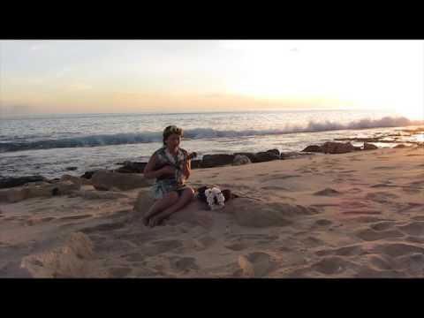Aloha Oe (cover) - Lily Bee
