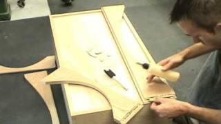 Woodworking Howto - Oak Blanket Chest - Part 2 (of 3)