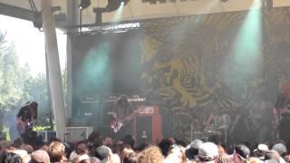 Graveyard - Evil Ways (live @ Rock Hard Festival 2012)