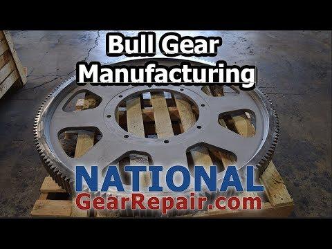 Bull Gear Manufacturing