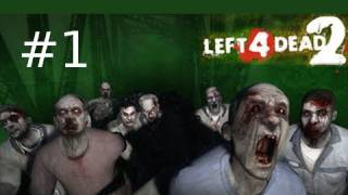 Hour of Power Episode 1: Left 4 Dead 2 No Mercy with Gassy Nova Kootra and Sly