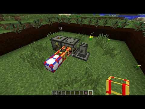 Minecraft - Poradnik - Forestry Arboretum Logger Turbary
