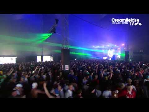 Paul van Dyk - Live Creamfields 2014