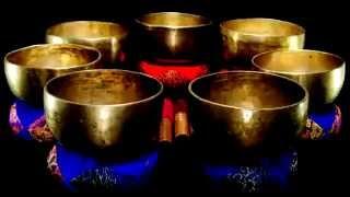Download Медитация   Тибетские поющие чаши   Чакра Исцеление   Тон D # Mp3 and Videos