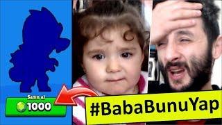 Asel Kışkırtma Yaptı! EN ZOR #BabaBunuYap | Brawl Stars