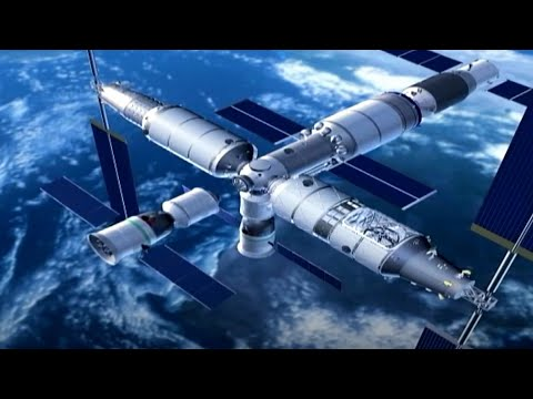 Tianhe-1 China's new space station