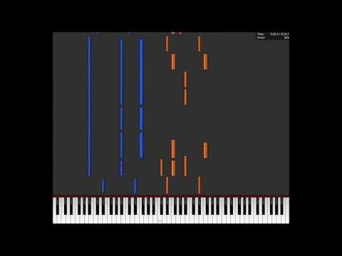 Kenny Wayne Shepherd - Diamonds and Gold Synthesia Arrangement