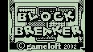 Block Breaker Deluxe (Java Game - 2004 #1) - Gameloft By: GamesSky