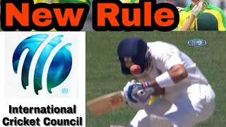 ICC New Rule In Cricket 2019 || After 2019 WC ||