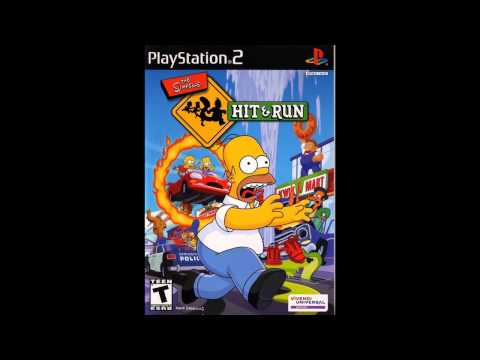 The Simpsons Hit & Run Soundtrack - Credits Music Extended
