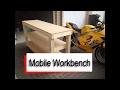 2x4 Mobile Workbench - Free Sketchup Plan
