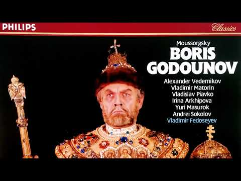 Mussorgsky - Boris Godunov/Definitive Version 1872 (Vedernik