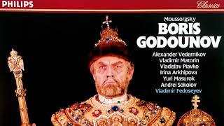 Mussorgsky - Boris Godunov/Definitive Version 1872 (Vedernikov - Century's recording : V.Fedoseyev)
