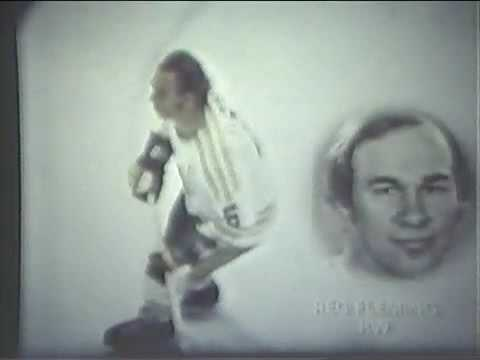 Reg Fleming Chicago Cougars Pre-season clip 1973