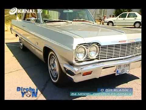 Direksiyon 64 Chevrolet Impala SS - YouTube