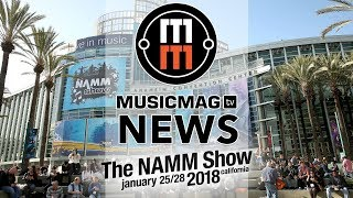 Новости NAMM 2018 - Arturia MiniBrute2, Korg Prologue, UAD Arrow и др.