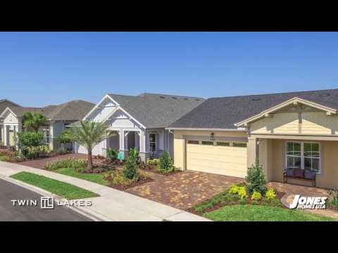 Twin Lakes | 55+ Active Adult Community | Orlando, FL
