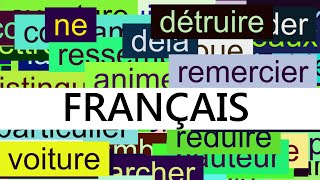 Gambar cover 1500 Common French Words with Pronunciation