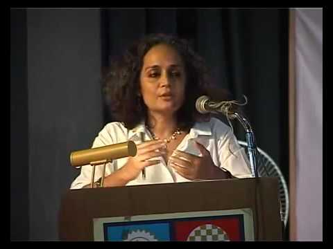 Arundhati Roy: Capitalism- A Ghost Story [4th Anuradha Ghandy Memorial Trust Lecture]