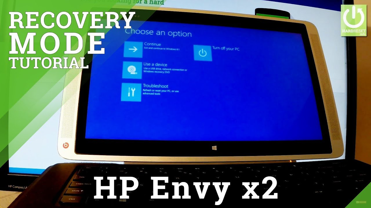 HP ENVY x2 11-g005tu UEFI Driver for Windows 7