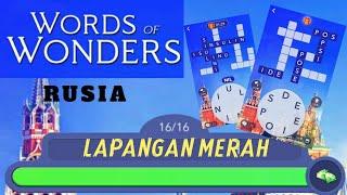 Pernyataan di atas merupakan soal buku tematik tema 2 kelas 6 halaman 27. Jawaban Words Of Wonders Rusia Lapangan Merah Bahasa Indonesia Youtube