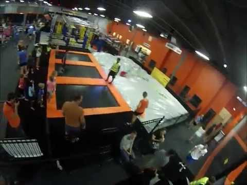 New Trampoline Park Open In Overland Park Kansas