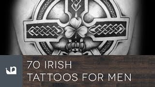 70 Irish Tattoos For Men