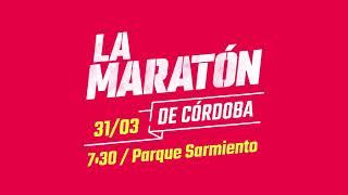 Maratón de Córdoba. 31 de Marzo, 7:30, Parque Sarmiento