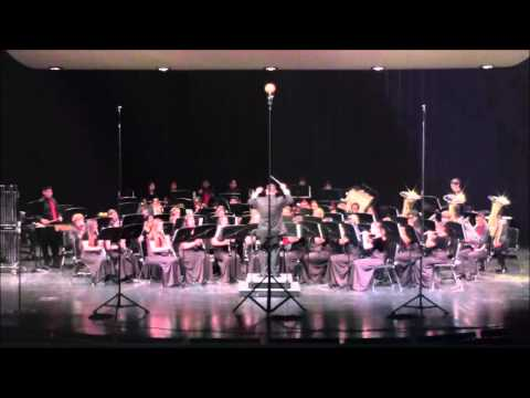 2016 UIL CONCERT:  Wallace Middle School Wind Ensemble