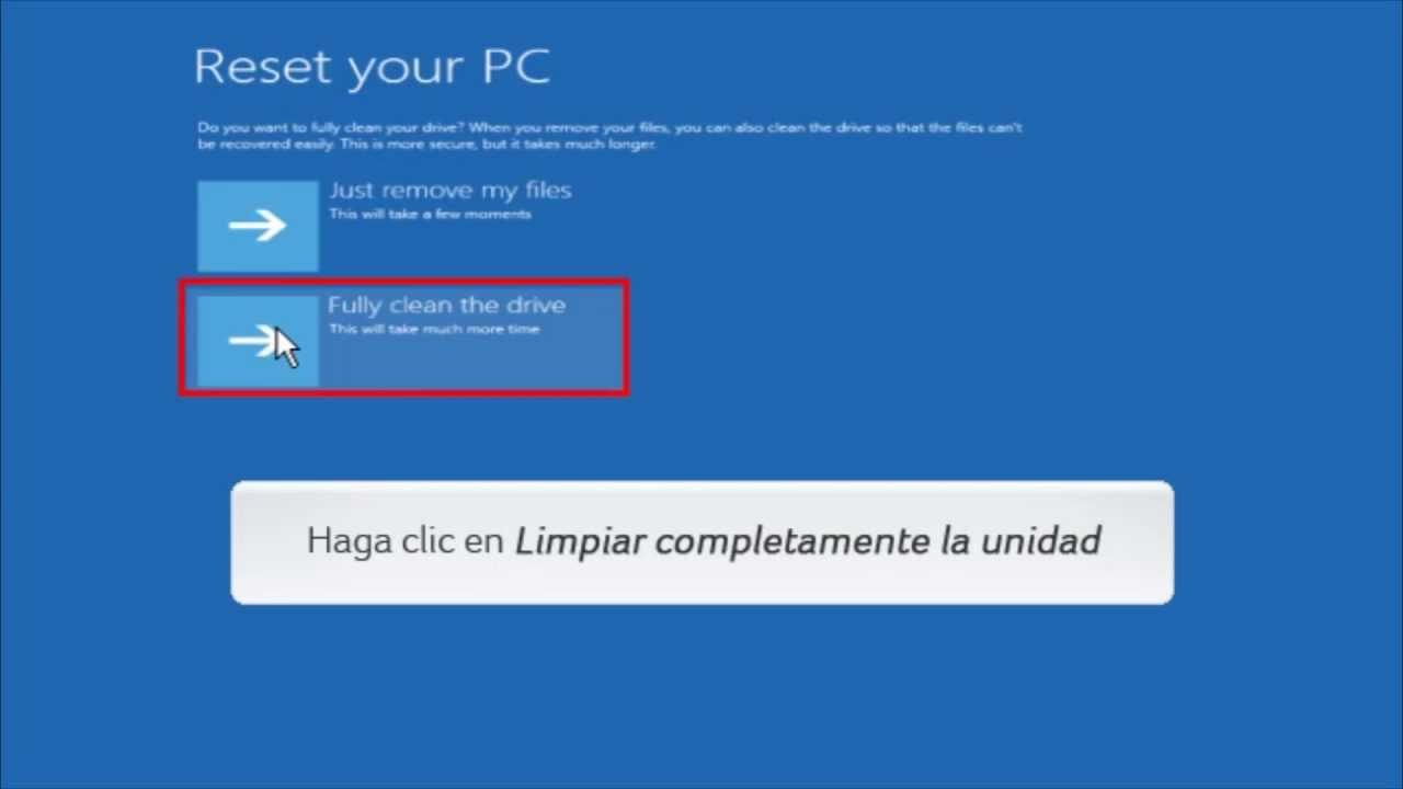 Windows 8 arrancar desde una unidad usb para restaurar - Sillones antiguos para restaurar ...