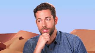 Zachary Levi: THE STAR