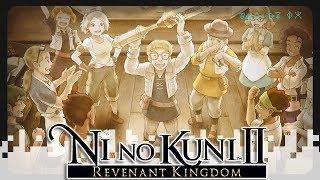 NI NO KUNI II: REVENANT KINGDOM - Memoliths! - EP20 (Gameplay)