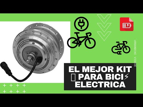 Motor electrico para bicicleta electric bike youtube for Bicycles with electric motors