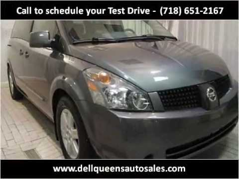 2004 nissan quest used cars buy here pay here queens ny youtube. Black Bedroom Furniture Sets. Home Design Ideas